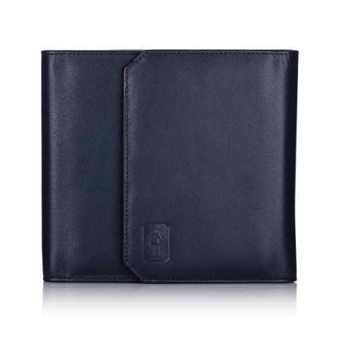 Oxford leather CD case