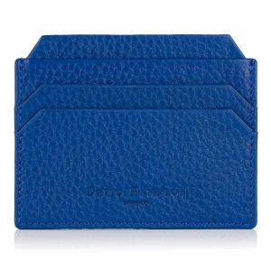 Richmond leather slim 6 card holder