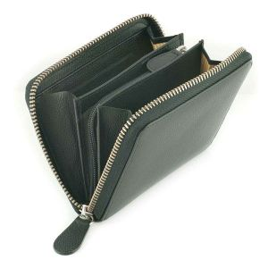 Malvern leather zip purse